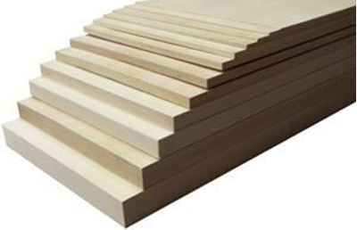 """Picture of Basswood Sheets 8"""""""
