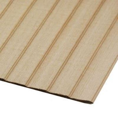 Picture of Basswood Beaded Clapboard