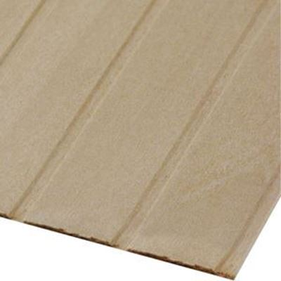 Picture of Basswood Novelty Siding