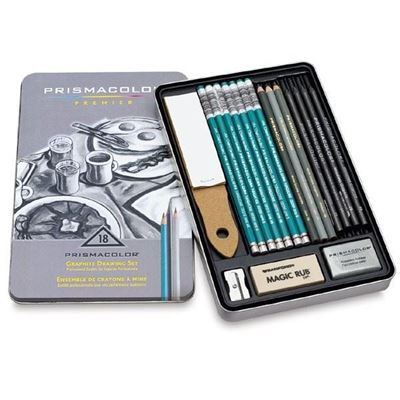 Picture of Prismacolor Graphite Drawing Sets