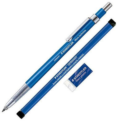 MS780SBK Staedtler Technical Pencil Value Pack