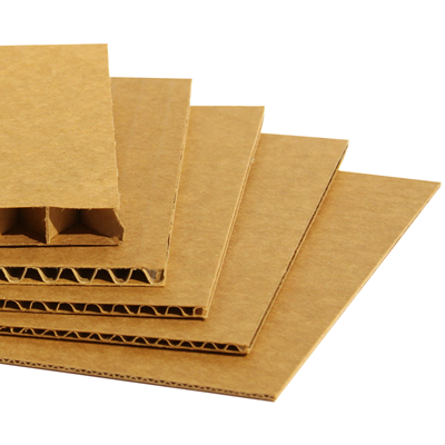 Picture of Corrugated Cardboard