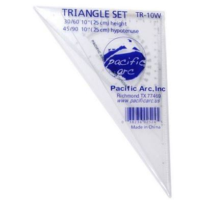 Picture of Pacific Arc Triangle Sets