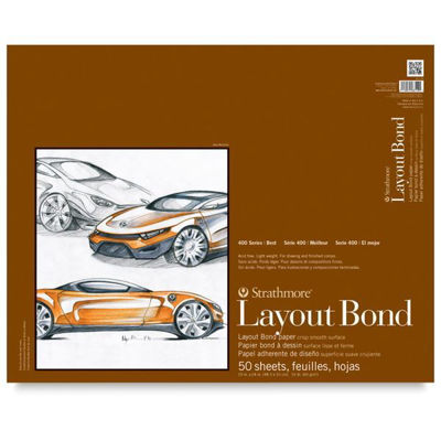 Picture of Strathmore Layout Bond