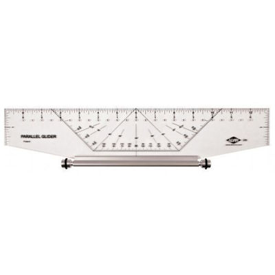 Picture of Alvin Parallel Bars & Rulers