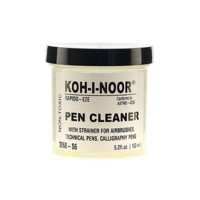 ko-koh-i-noor-rapido-eze-pen-cleaning solution-with-strainer-5.2-oz