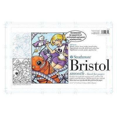 Sequential Art Bristol Paper Pads – 200 Series