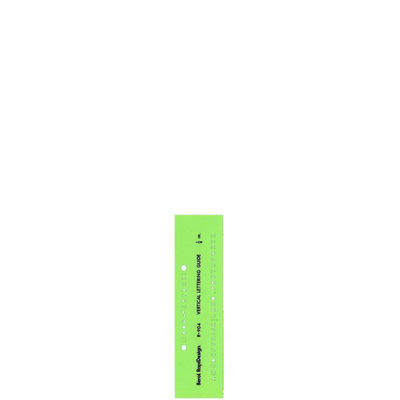 pk-rapidesign-hi-lo-slanted lettering-guide-r-944