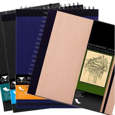 Cottonwood Designer Sketchbook 5.25X8.5
