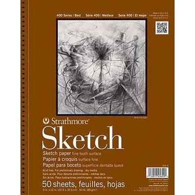 Strathmore 400 Series Sketch