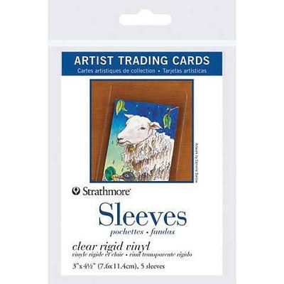 Strathmore Artist Trading Cards