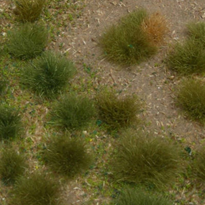 WE00315 — WEESCAPES Wild Grass Meadow 5x6-1/8