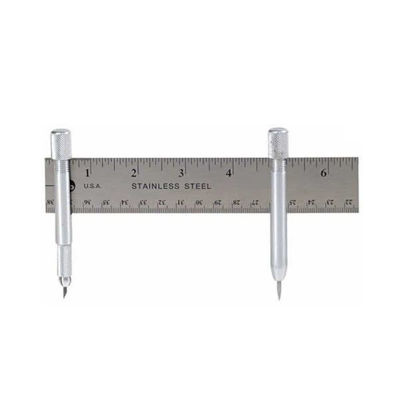 EX70036 	 Excel Yardstick Compass Lead-Pin Post