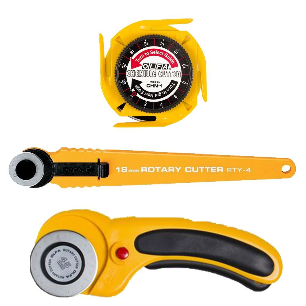 Rotary Circle Paper Trimmer Adjustable Circle Hole+2 Blades Ruler Cutter Tool