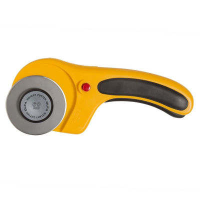 OLRTY-3DX 	 Olfa 60mm Ergonomic Rotary Cutter