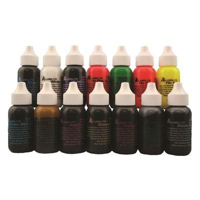 Alumilite Dyes