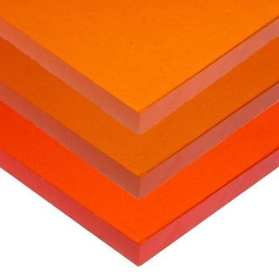 Picture of Acrylic Sheets (Orange)