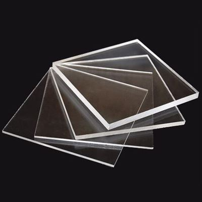 Picture of Acrylic Clear Sheets Gloss/Gloss, Matte/Gloss; Extruded & Extruded Modified Gloss/Gloss