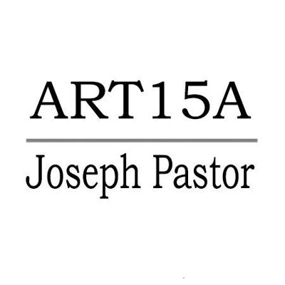 Picture of ART15A - Joseph Pastor