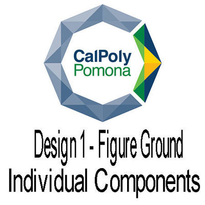 Picture of Cal Poly Pomona: Design 1 - Figure Ground Studio Individual Components