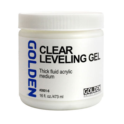 Picture of Golden Clear Leveling Gel