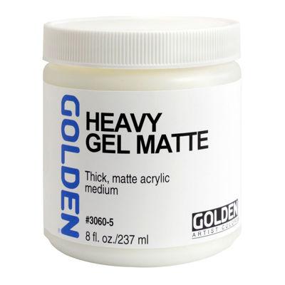 Picture of Golden Heavy Gel