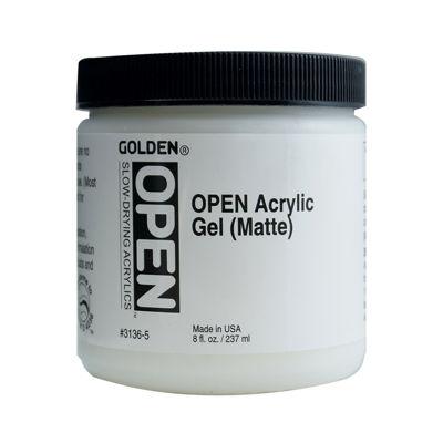 Picture of Golden Open  Acrylic Gel