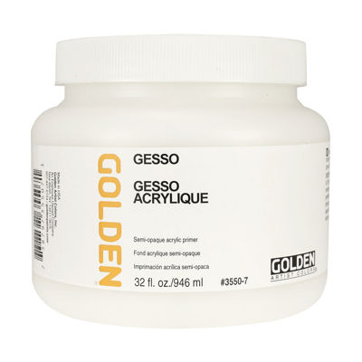 Picture of Golden Gesso