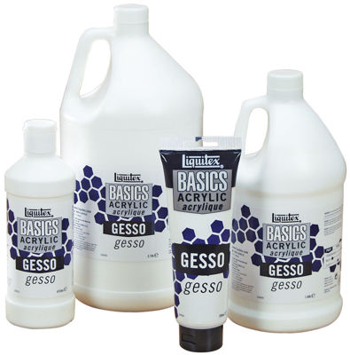 Picture of Liquitex Basics Gesso