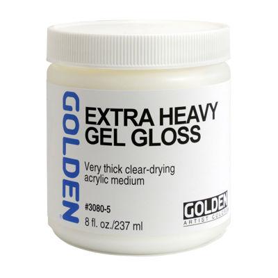 Picture of Golden Extra Heavy Gel