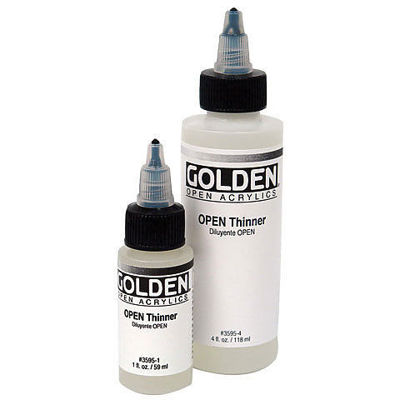 Picture of Golden Open Acrylic Thinner