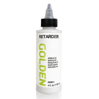 Picture of Golden Retarder Additive