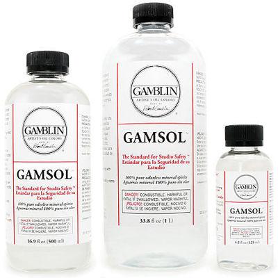 Picture of Gamblin Gamsol