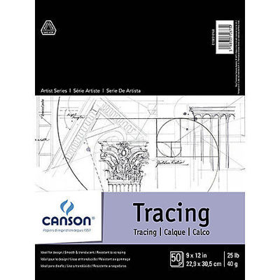 Picture of Canson Artist Series Tracing Pad