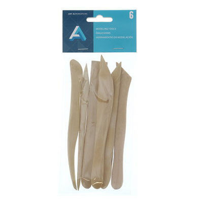 Picture of Art Alternatives Boxwood Modeling Tools