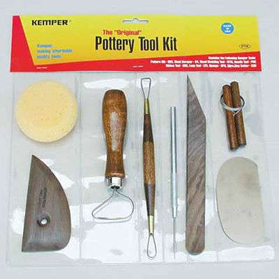 Picture of Kemper Tools Pottery Tool Kit